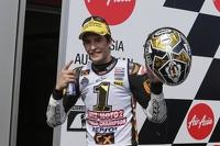 Moto2 World Champion Marc Marquez Team CatalunyaCaixa Repsol Suter