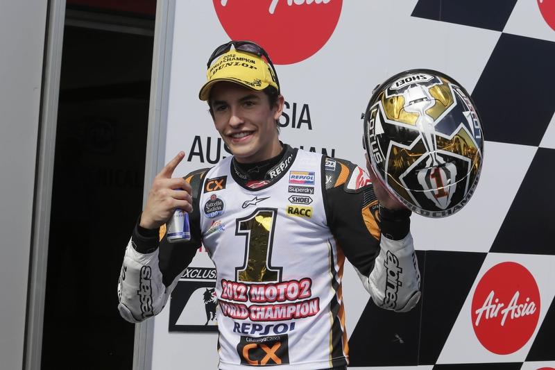 2012 - Wereldkampioen Moto2