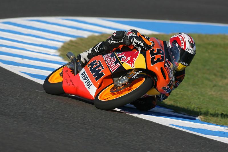 2009 - KTM (125cc)