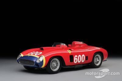 La Ferrari 290 MM de Fangio