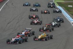 П'єтро Фіттіпальді, Fortec Motorsports Dallara Mercedes-Benz