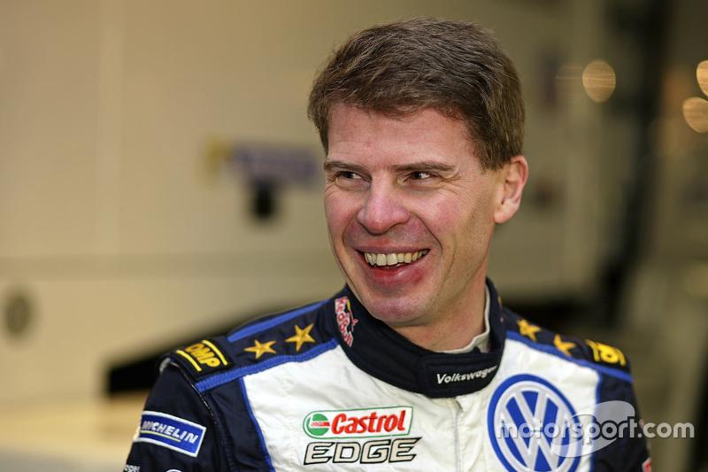 Мікка Анттіла, Volkswagen Motorsport