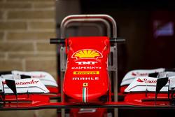 Ferrari SF15-T front wing
