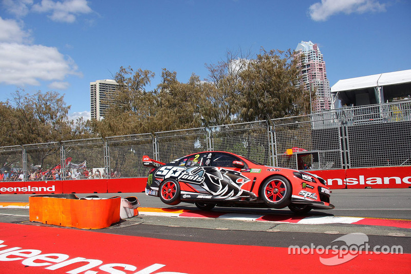 V8 Supercars - Garth Tander et Warren Luff, Holden Racing Team (Galerie)