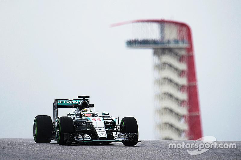 2015 (Austin): Lewis Hamilton (Mercedes F1 W06 Hybrid)