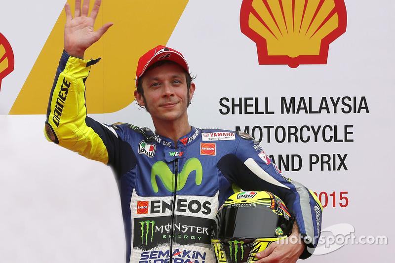3. Valentino Rossi, Movistar Yamaha MotoGP