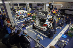 Volkswagen Motorsport територія команди