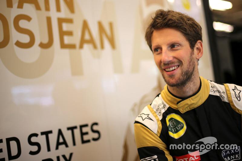 Romain Grosjean (2015, 29 años)
