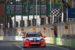 James Courtney und Jack Perkins, Holden Racing Team