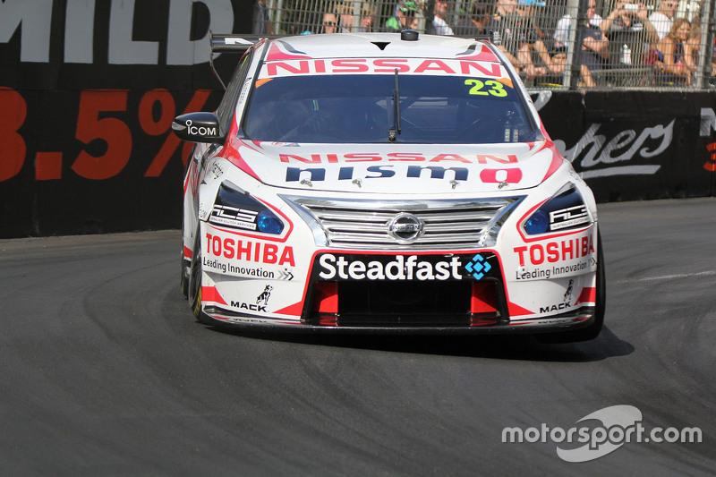 Michael Caruso ve Dean Fiore, Nissan Motorsports
