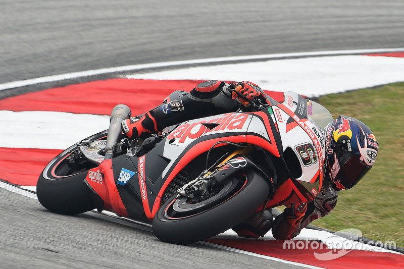 2015: MotoGP – Aprilia Racing Team Gresini, Aprilia RS-GP