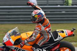 Winner Dani Pedrosa, Repsol Honda Team