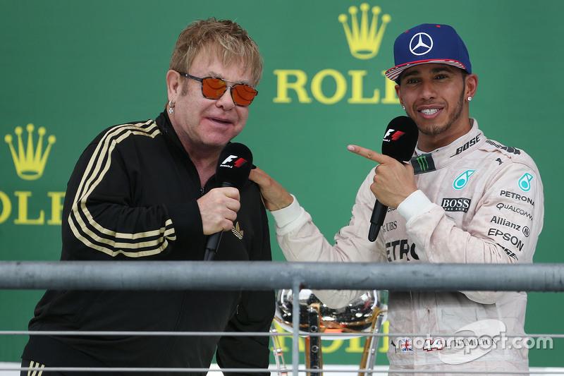 Interview mit Elton John