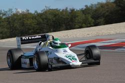 Richard Barber, Williams FW08C