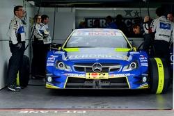 Гэри Паффет, Mercedes C 63 DTM