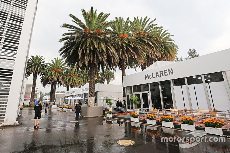 Моторхоум для McLaren