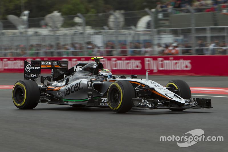 Force India F1 VJM08 (2015)