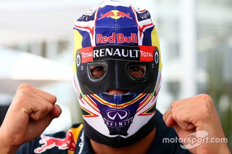 Un fan de Daniel Ricciardo