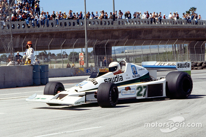 1978-79: Williams-Cosworth FW06