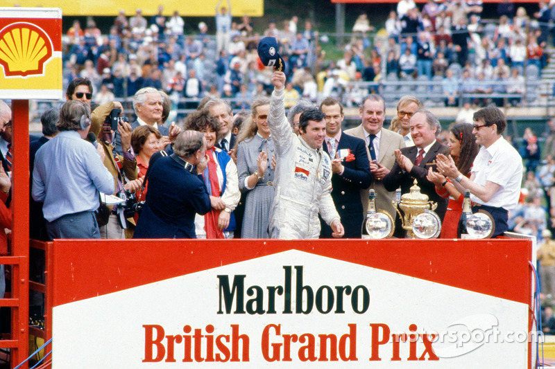 Ganador, Alan Jones, Williams