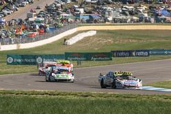 Мартін Серрано, Coiro Dole Racing Dodge, Матіас Нолезі, Nolesi Competicion Ford