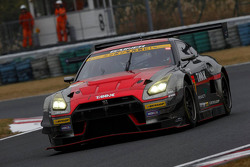 #10 Gainier Tanax Nissan GT-R Nismo GT3: Andre Couto, Katsumasa Chiyo