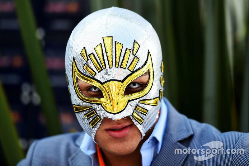 Meksikalı güreşçi Misitco