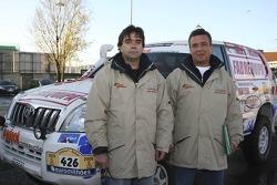 Francisco Pita and Humberto Goncalves