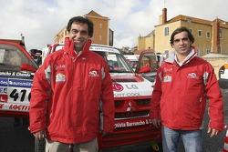 Francisco Inocencio and Nuno Inocencio