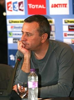 ASO press conference: Etienne Lavigne
