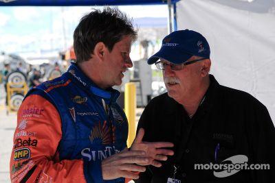 Tests à Daytona