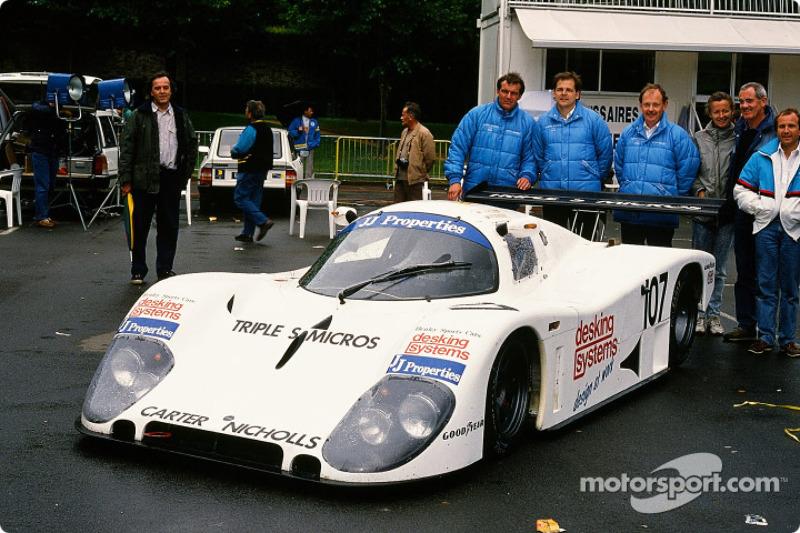 #107 Tiga Racing Team Tiga GC 289 Ford: John Sheldon, Max Cohen Olivar, Robin Donovan