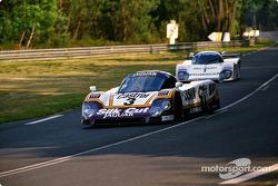 #3 Silk Cut Jaguar Jaguar XJR9 LM: Davy Jones, Jeff Kline, Derek Daly