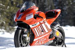 La nouvelle Ducati Desmosedici GP8