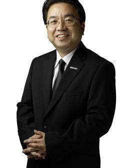 Yoshiaki Kinoshita Executive Vice-President
