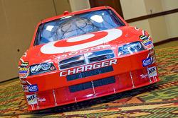Chip Ganassi Racing with Felix Sabates: the Target Dodge NASCAR Sprint Cup car