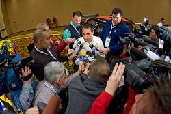 Chip Ganassi Racing with Felix Sabates: Juan Pablo Montoya