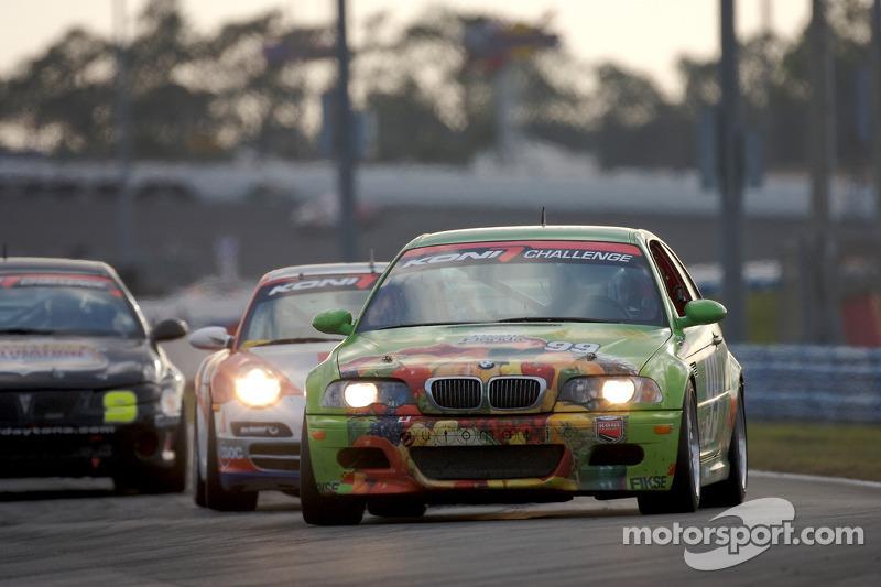 #99 Automatic Racing BMW M3 Coupe: Jon Miller, Joe Varde