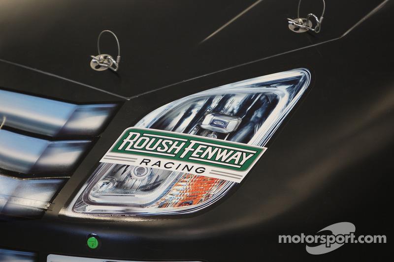 Roush Fenway Racing decal