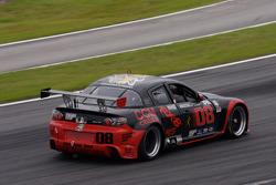 #08 Goldin Brothers Racing Mazda RX-8: Keith Goldin, Steve Goldin, Jim Meassick