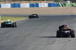 Sébastien Bourdais, Scuderia Toro Rosso, STR02, stopped on track