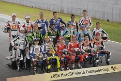 2008 riders