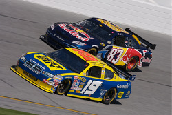 Elliott Sadler and Brian Vickers