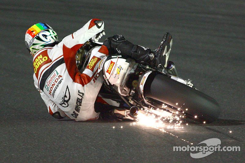 MotoGP, Doha 2008: Alex de Angelis, Gresini, Honda RC212V
