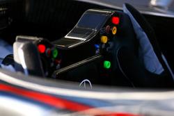 McLaren steering wheels