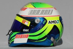 Felipe Massa, Scuderia Ferrari, helmet