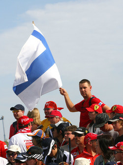 Finnish fans