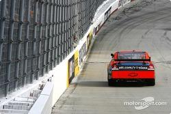 Jeff Burton victory lap