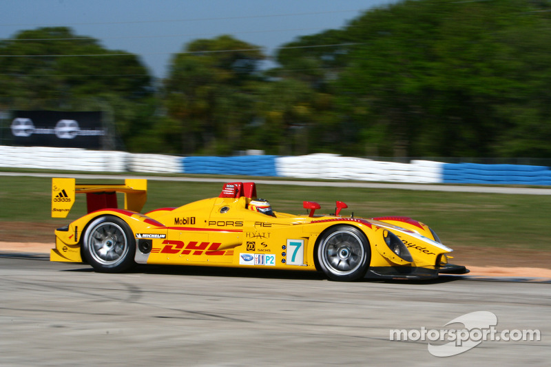 2008 - ALMS (LMP2): Romain Dumas/Timo Bernhard (Porsche RS Spyder)