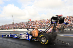 Antron Brown (near) Larry Dixon (far)